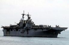 Hải quân Mỹ và Ấn Độ cân nhắc tuần tra chung tại Biển Đông