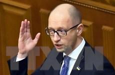 Tổng thống Ukraine quyết định sẽ cách chức Thủ tướng Yatsenyuk