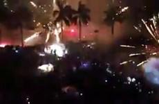 Sự cố pháo hoa ở Quảng Ngãi là do pháo ẩm, nổ bất thường