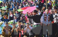 Đặc sắc Ngày hội văn hóa dân tộc H'Mông ở Cao nguyên đá Đồng Văn