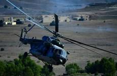 Iraq: Rơi trực thăng quân sự Mi-17, ít nhất 9 người thiệt mạng