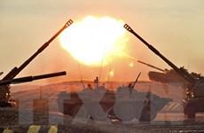 Giới chuyên gia xếp Nga vào tốp 3 cường quốc quân sự năm 2016