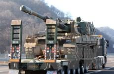 Quan chức quân sự Triều Tiên cảnh báo nguy cơ chiến tranh tại DMZ