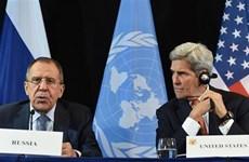 Ngoại trưởng Nga-Mỹ hoan nghênh thỏa thuận ngừng bắn Syria