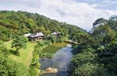 Đình chỉ xây dựng resort không phép trong Vườn Quốc gia Ba Vì
