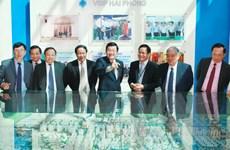 Hải Phòng phát huy hiệu quả đầu tư của doanh nghiệp nước ngoài