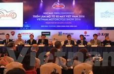 Lần đầu tiên tổ chức Triển lãm môtô và xe máy Việt Nam