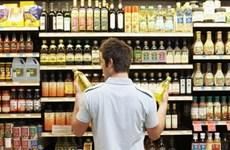 Anh: Xuất khẩu thực phẩm và đồ uống giảm lần đầu trong 11 năm