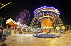 Du khách tới thành phố Đà Nẵng tăng mạnh trong tháng 2