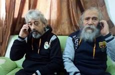Lực lượng an ninh Libya giải cứu hai con tin Italy bị IS bắt cóc