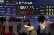 Kỳ vọng của giới đầu tư giúp chứng khoán châu Á ghi điểm