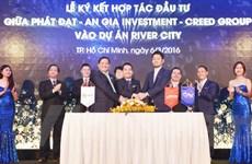 Nhật Bản góp vốn 500 triệu USD vào dự án bất động sản tại TP.HCM