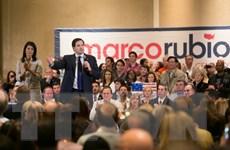 Bầu cử Mỹ: Ứng cử viên Marco Rubio chiến thắng tại Puerto Rico