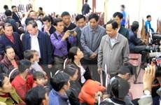 Ngư dân không phải di dời bốn bến neo đậu tàu thuyền tại Sầm Sơn