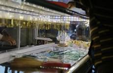 Bắt giữ nhóm thanh niên dùng búa cướp tiệm vàng tại Bình Dương