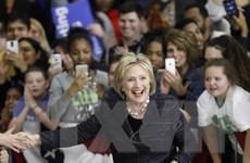 Bầu cử Mỹ: Bà Hillary Clinton chiến thắng tại Quần đảo Bắc Mariana