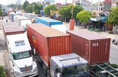 Tổ chức giao thông đảm bảo an toàn trong quá trình sửa chữa Quốc lộ 5