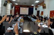 Hội nghị hiệp thương lần thứ hai bầu cử đại biểu Quốc hội khóa XIV