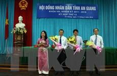 An Giang tiến hành bầu bổ sung chức danh lãnh đạo tỉnh