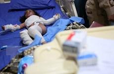 Thêm hai trẻ em thiệt mạng trong vụ IS tấn công hóa học ở Iraq