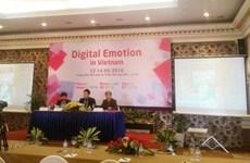 Digital Emotions 2016 hướng tới giới trẻ Việt Nam yêu công nghệ