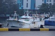 Indonesia nổ súng gần 2 tàu cá Đài Loan bị nghi đánh cá trái phép
