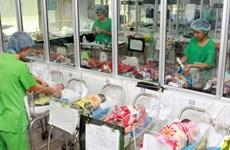 Khống chế có hiệu quả tốc độ gia tăng tỷ số giới tính khi sinh