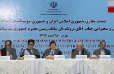Nhiều doanh nghiệp Iran mong muốn giao thương với Việt Nam