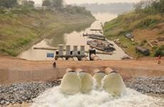 Thái Lan tiếp tục xây dựng các trạm bơm chuyển nước sông Mekong