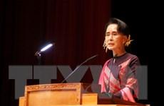 Bà Suu Kyi nắm bốn chức bộ trưởng trong chính phủ mới của Myanmar