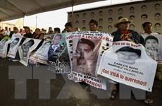 Gần 4.450 trường hợp mất tích tại Mexico trong năm 2015