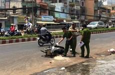 TP.HCM: Bắt ba nghi can tạt axít hai nữ sinh trên đường