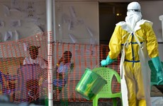 Guinea: Gần 800 người có nguy cơ lây Ebola được tiêm vắcxin khẩn cấp
