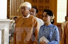 Quốc hội Myanmar phê chuẩn đề cử 2 bộ trưởng thay bà Suu Kyi