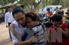 Chính quyền Myanmar tiếp tục trả tự do cho 60 tù nhân chính trị