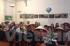 Người dân Argentina hào hứng với Tuần Văn hóa Việt Nam