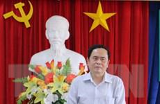 Ông Trần Thanh Mẫn giữ chức Phó Chủ tịch Mặt trận Tổ quốc