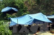 Hỗ trợ gia đình các nạn nhân tử vong vụ ngạt khí khi đào vàng