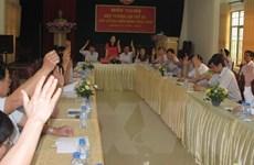 Hà Nam và Hà Giang tổ chức Hội nghị hiệp thương lần thứ ba