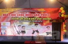 Tưng bừng Ngày hội cộng đồng người Việt tại Malaysia lần thứ 3