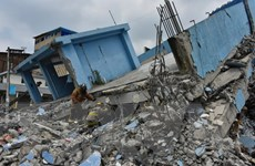 Điện thăm hỏi Ecuador về trận động đất gây thiệt hại lớn
