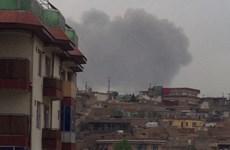 Bom nổ rung chuyển thủ đô Afghanistan, hơn 40 người thương vong