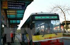 Hà Nội đưa 30 xe buýt lớn tiêu chuẩn vào vận hành trước dịp 30/4