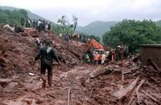 Lở đất tại miền Đông Bắc Ấn Độ, ít nhất 16 người thiệt mạng
