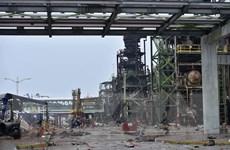 Tìm thấy thêm 4 nạn nhân trong vụ nổ nhà máy hóa dầu tại Mexico