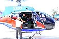 Tổng Công ty Trực thăng Việt Nam ký hợp đồng bảo hiểm 150 triệu USD