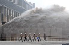 Trung Quốc thông báo xả nước lần 2 cho hạ du sông Mekong