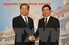 Phó Thủ tướng đề nghị Trung Quốc thực hiện tốt văn kiện về biên giới