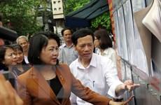Phó Chủ tịch nước kiểm tra công tác chuẩn bị bầu cử tại Nam Định