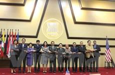 Việt Nam cam kết thúc đẩy các lĩnh vực hợp tác giữa ASEAN và Mỹ